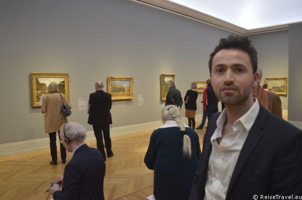 Daniel Zamani, Kurator, Museum Barberini.