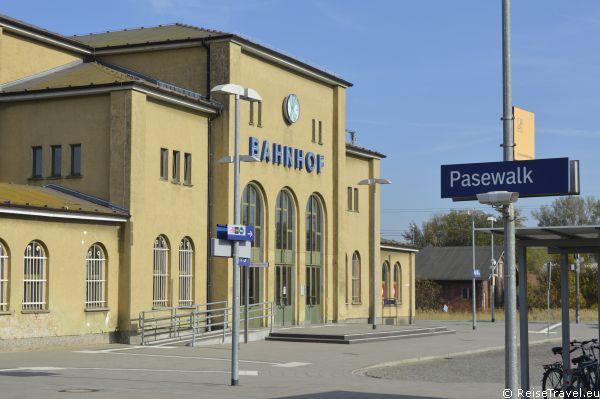 Pasewalk Bahnhof by ReiseTravel.eu