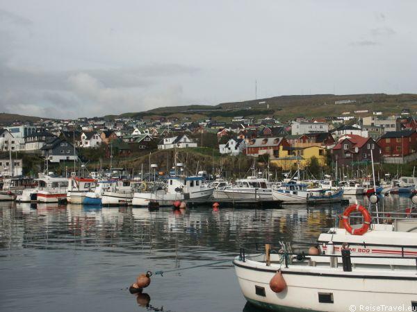 Die Färöer sind eine autonome, zur dänischen Krone gehörende Inselgruppe