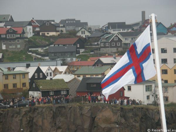 Färöer Inseln, Tórshavn, Faroe Islanders