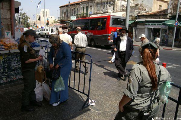 Der politische Status der Stadt Jerusalem ist international umstritten
